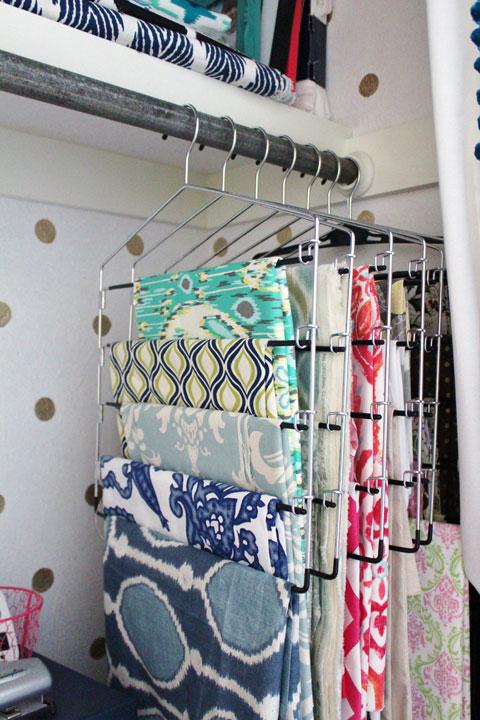 Fabric Scrap DIY
