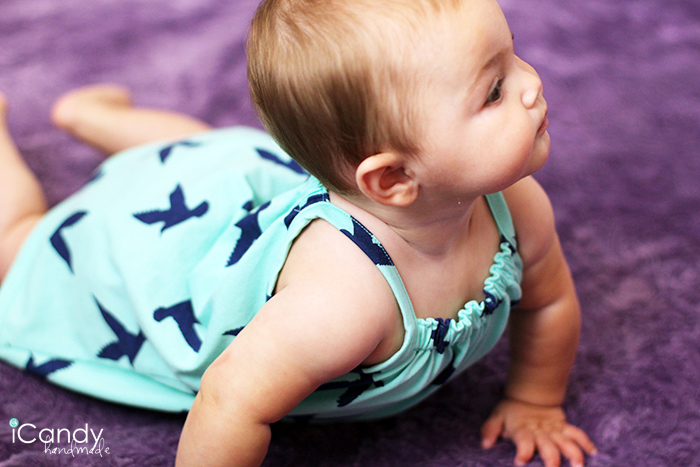 Free Sewing Pattern Baby Tank Dress