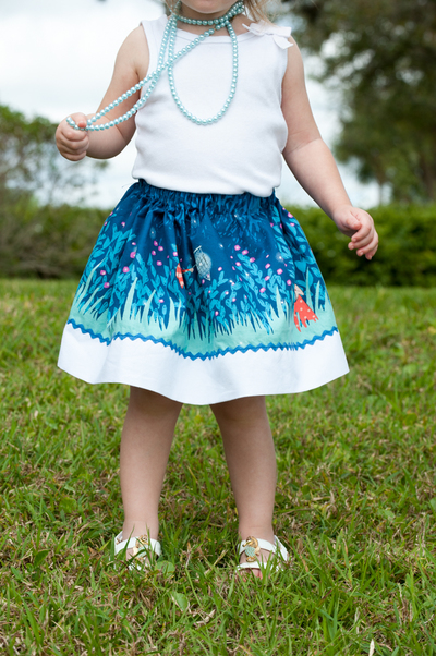 Free Sewing Pattern Skirt