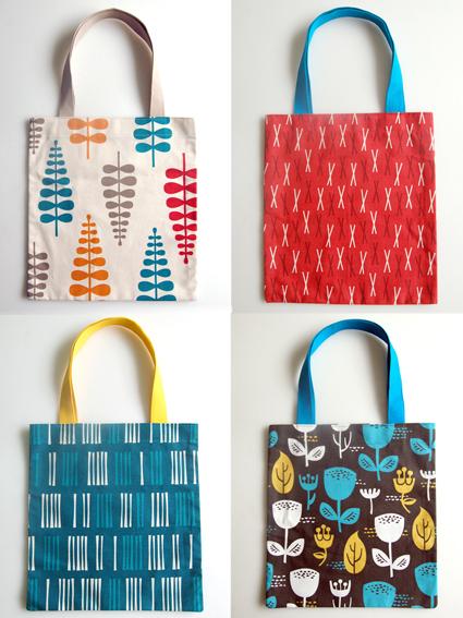 Free Sewing Pattern Tote bag