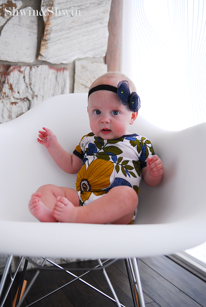 Free sewing Pattern Baby Onesie