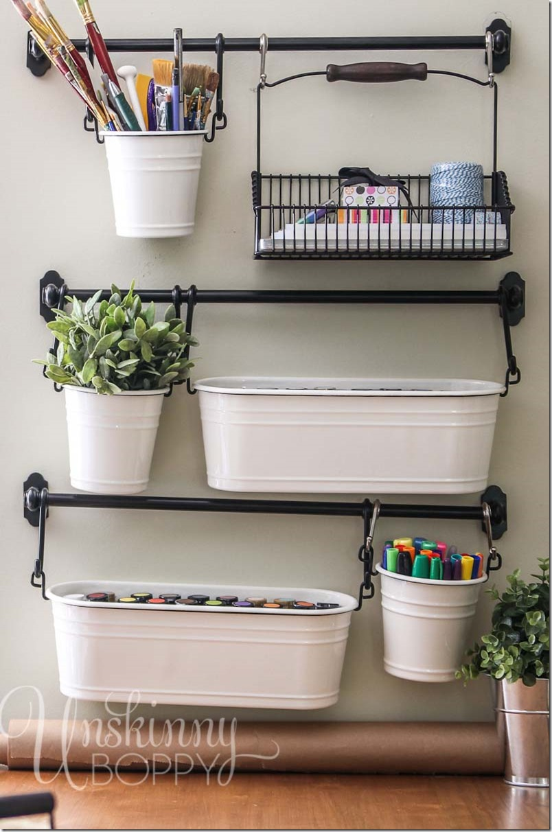Garden Pots Crafting Storage