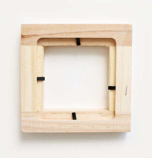 Mid century modern frame
