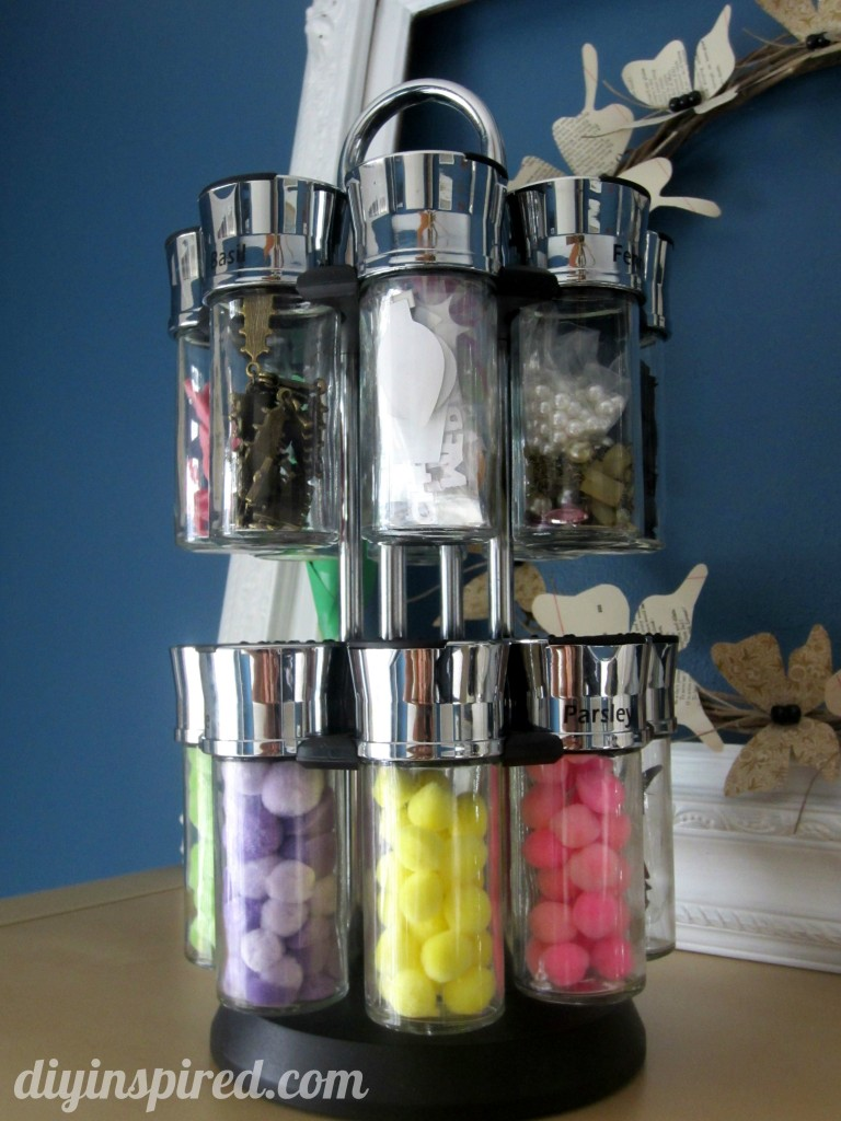 30 diy storage ideas for your art and crafts supplies Homemade craft storage ideas