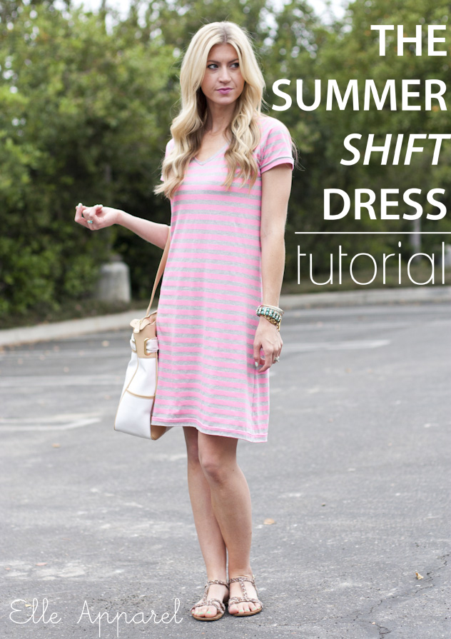 Simple Knit Dress Pattern : 20 Dress Tutorials and Free Sewing Patterns