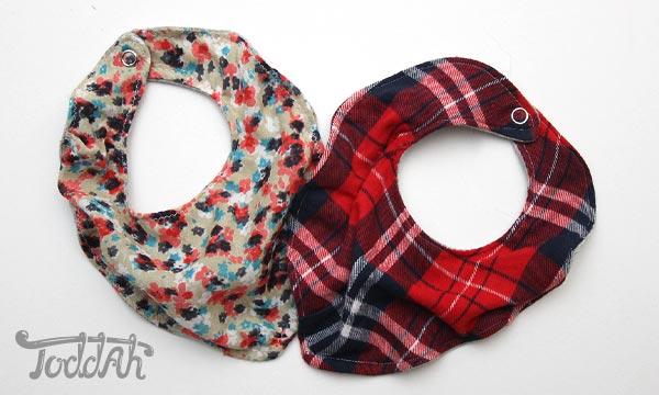 bib scarf