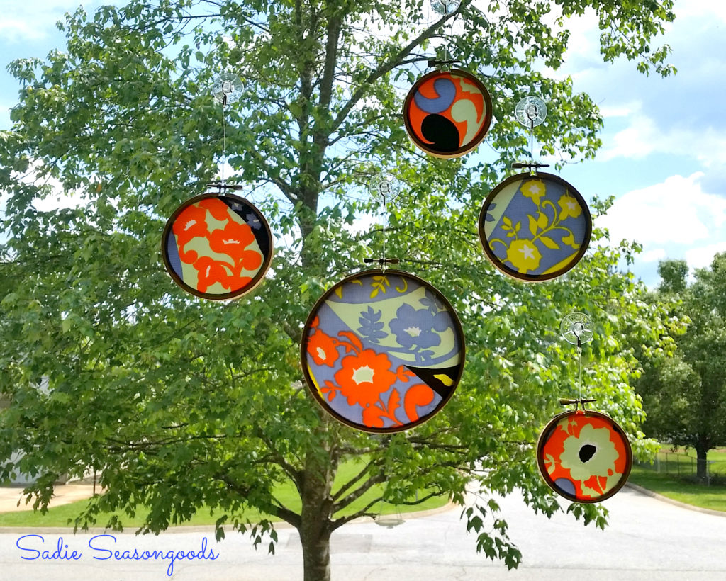 scarf sun catchers