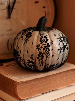 stocking pumpkin