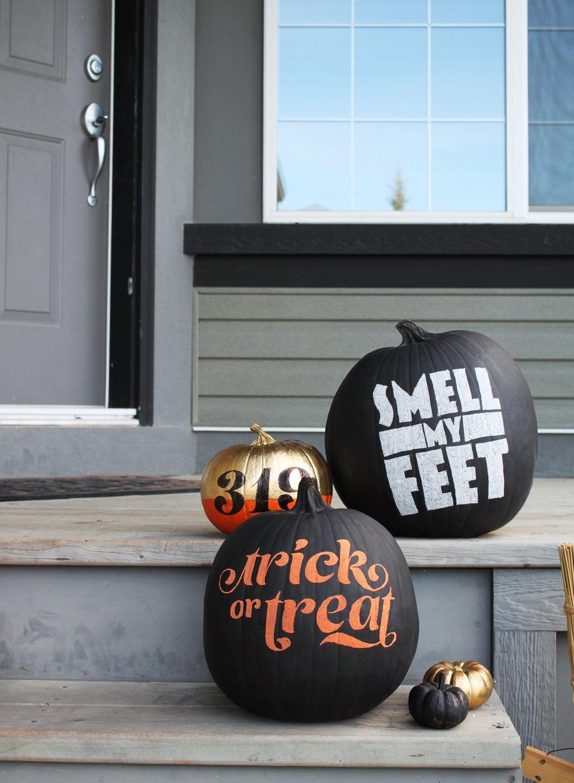 25 Unique Halloween Pumpkin Ideas