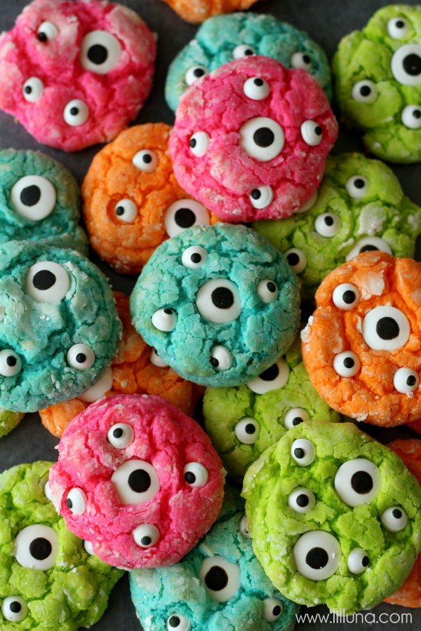Delicious-Gooey-Monster-Cookies-Perfect-for-Halloween-lilluna.com-