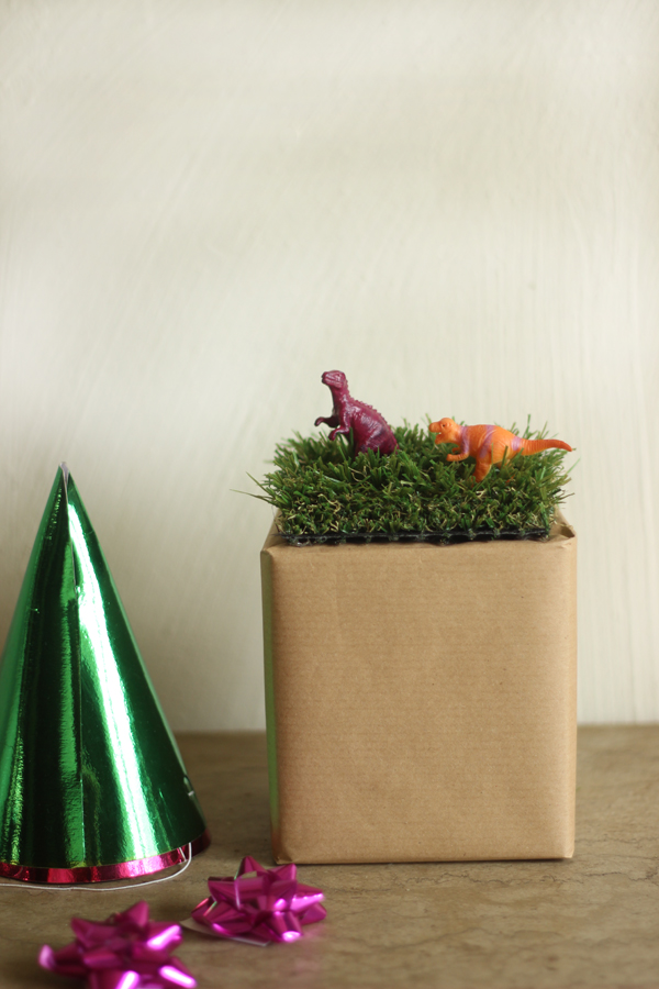 Dinosaur-kids-gift-wrap-idea-Growing-Spaces