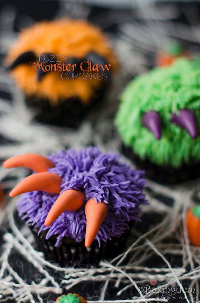 Fuzzy-Monster-Claw-Cupcakes-from-Bakingdom