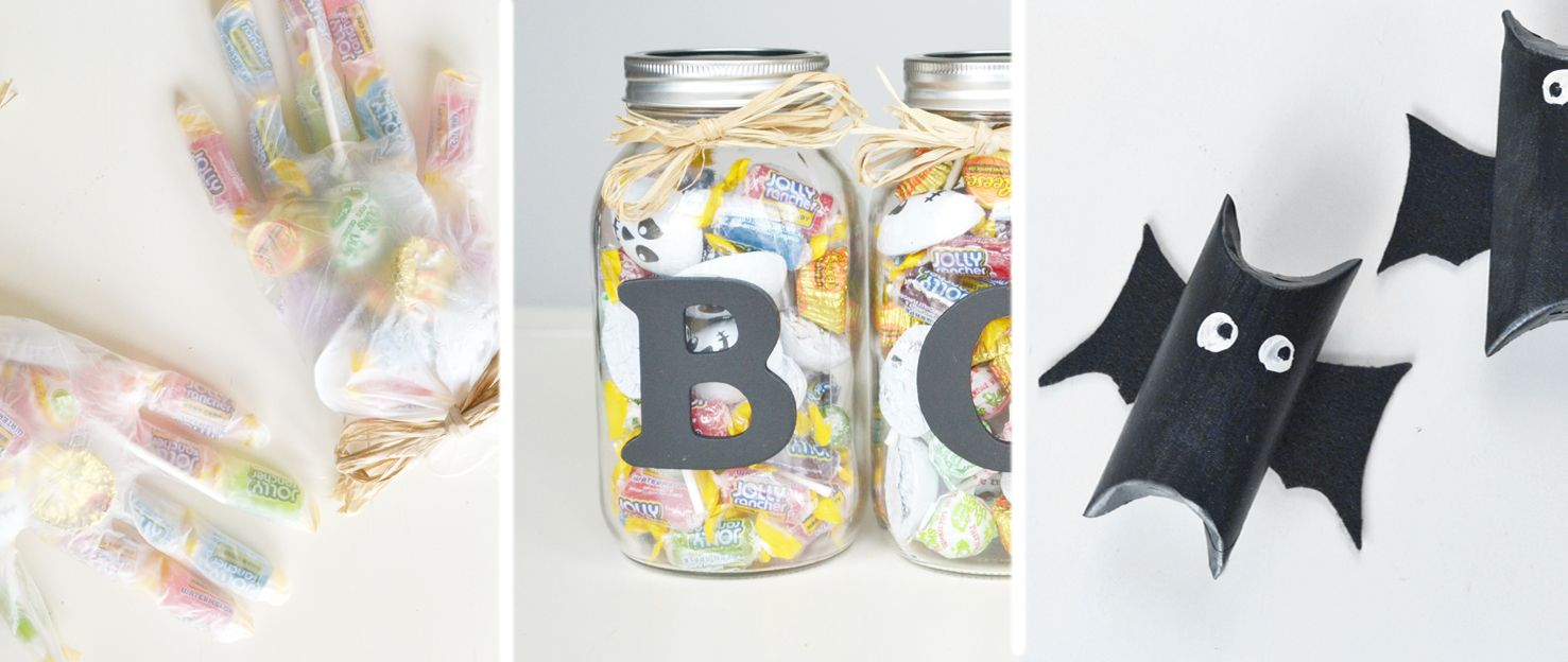 Halloween Candy Gift Ideas for Kids