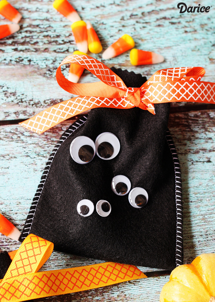 halloween treat bag ideas darice 1