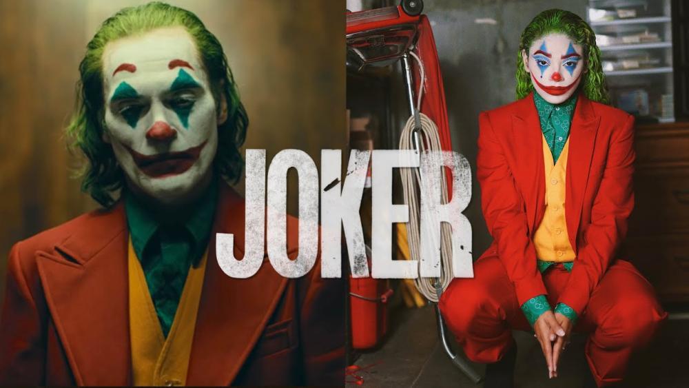 Joaquin phoenix's joker costume ideas