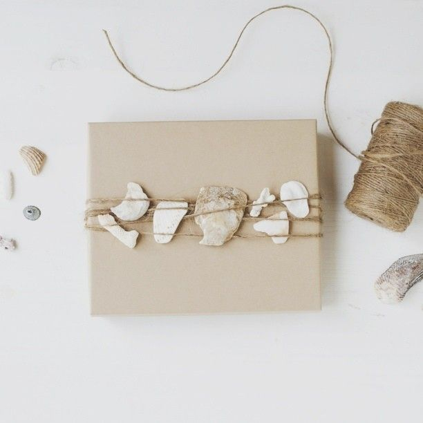 Rock Gift Wrapping