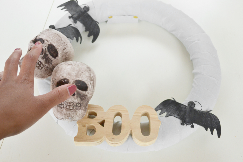 Whimsical Halloween Wreath 10