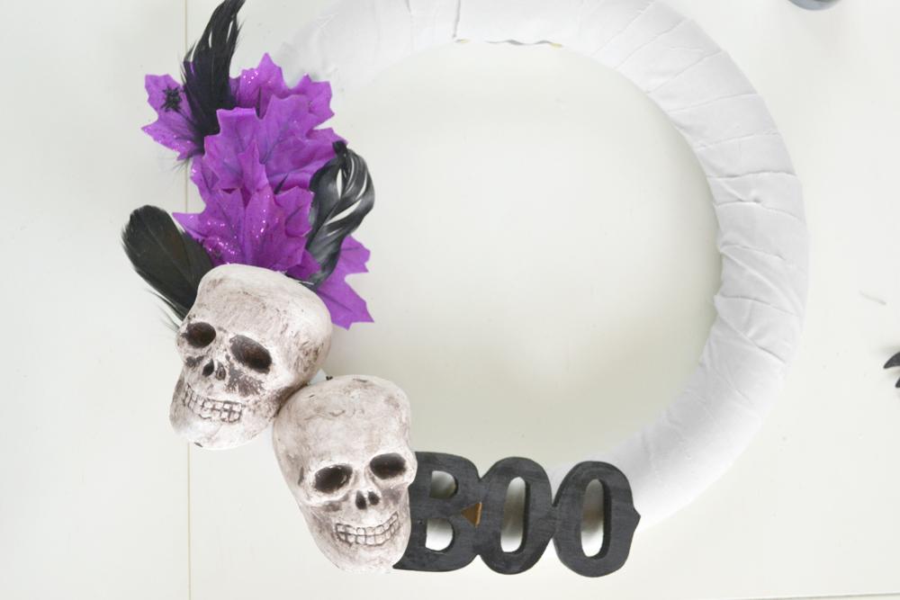 Whimsical Halloween Wreath 6