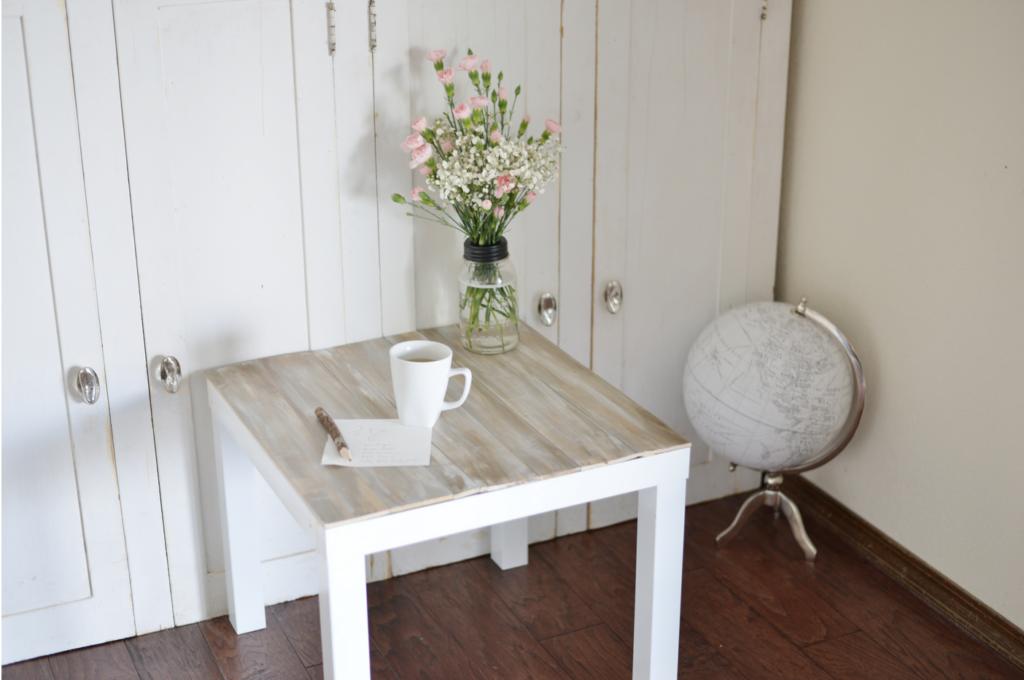 Barn Wood Table Ikea