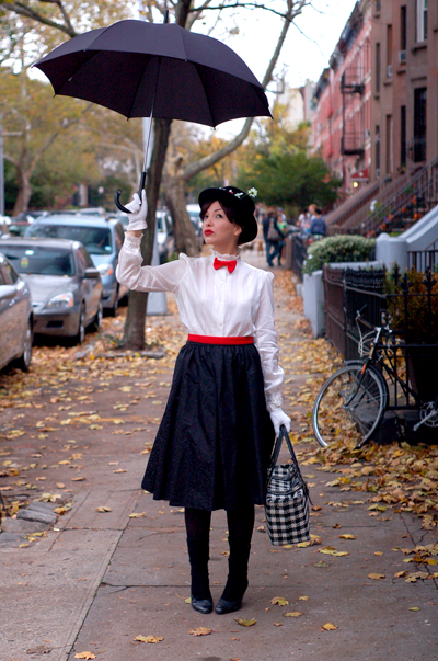 diy halloween mary poppins