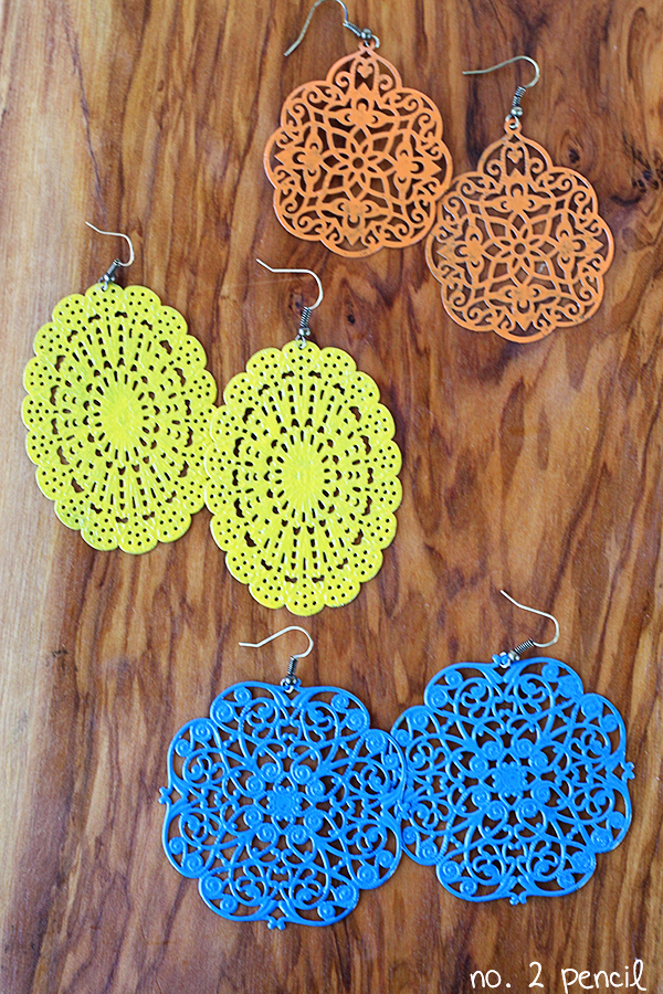 upcycled earrings diy face favecrafts id com watch