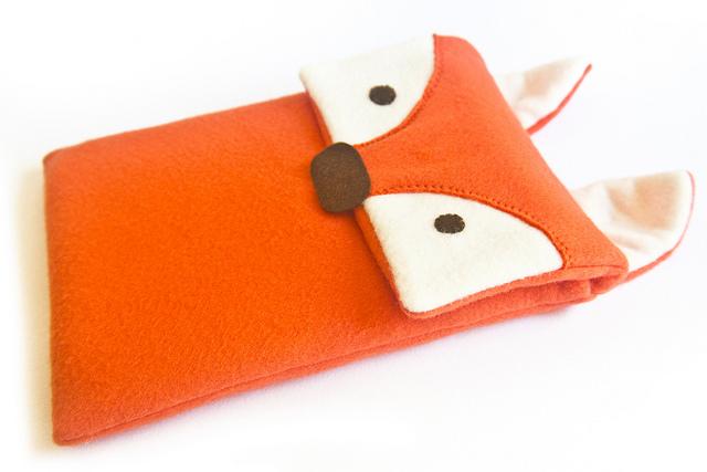 fox sleeve