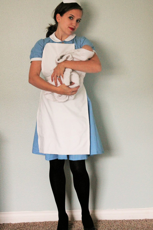 midwife costume
