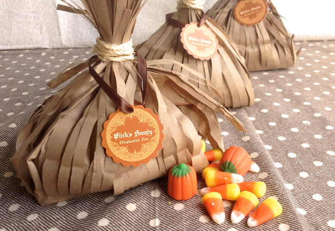 15 Halloween Treat Treat Bag Ideas