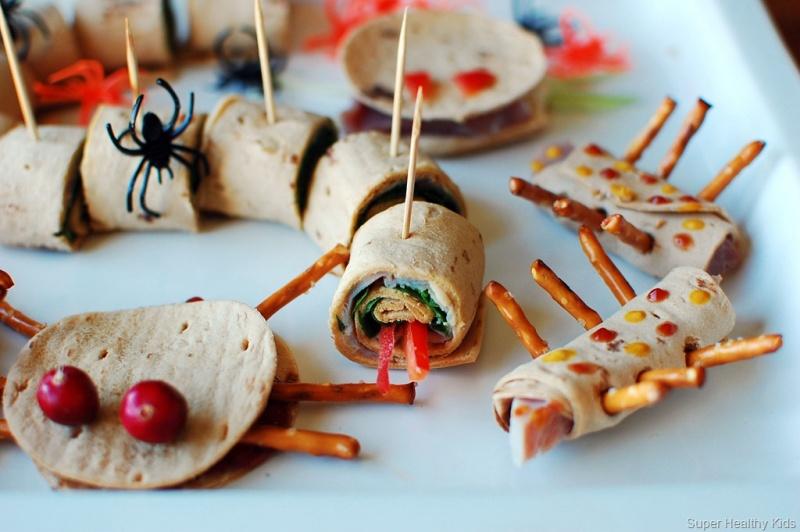 Bug Sandwiches