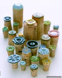 Button Stamp DIY