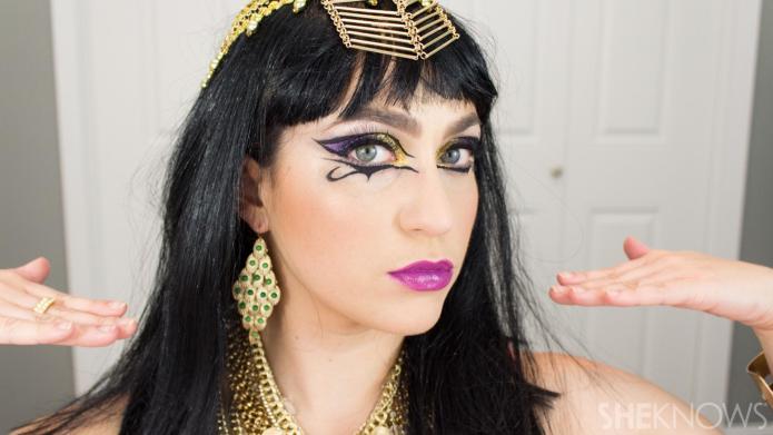 Cleopatra DIY Makeup