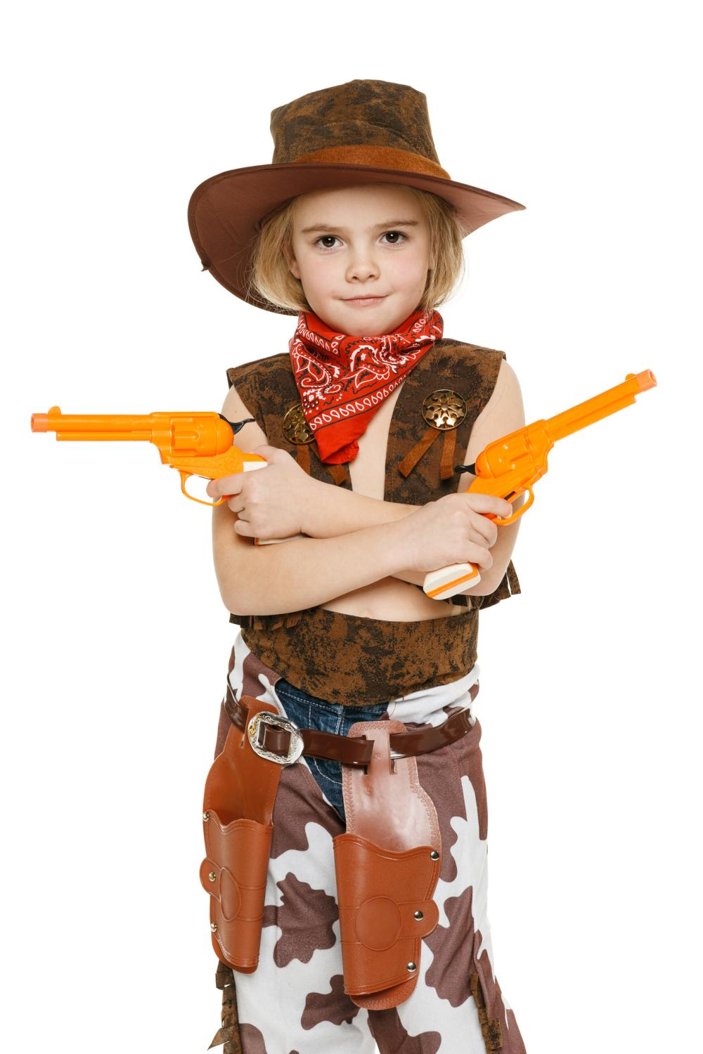 Costumes for girls cowgirl