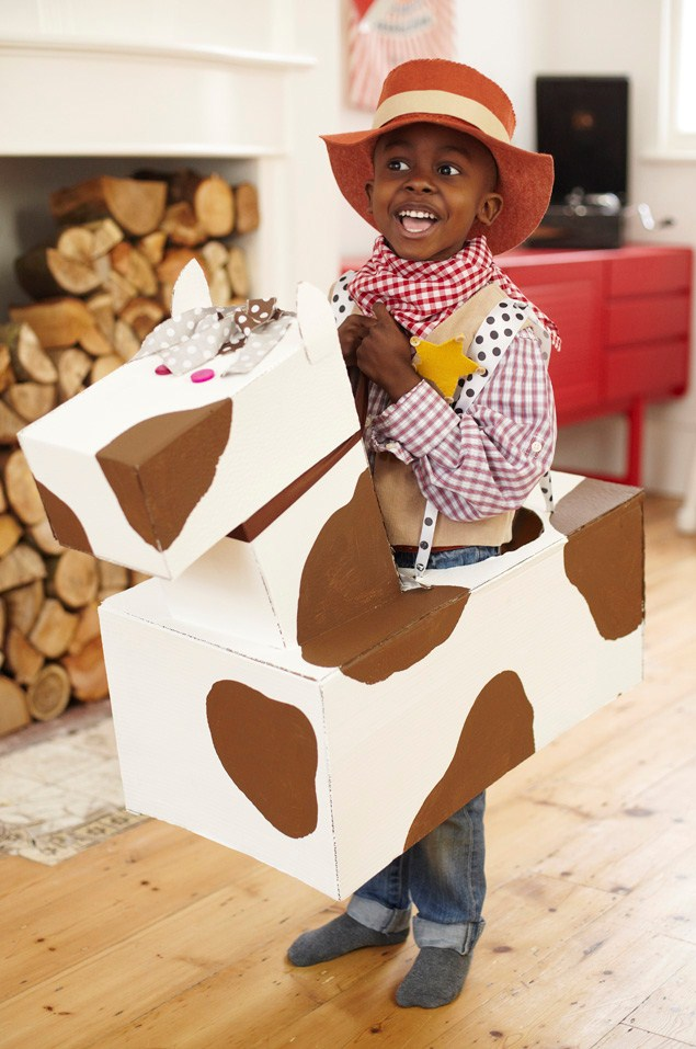 Cowboy DIY costume