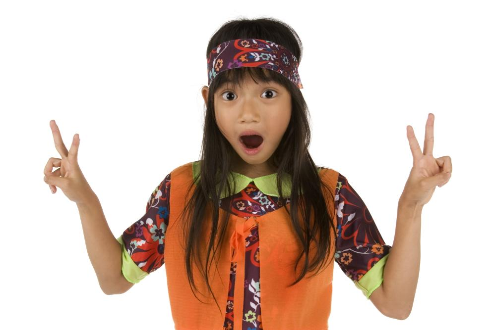 Cute halloween costumes for girls hippie