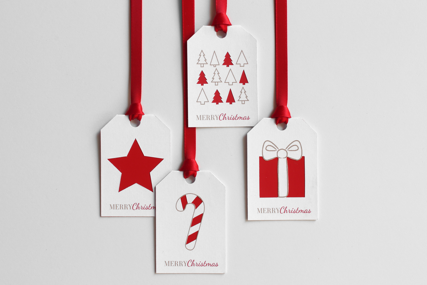 Christmas Gift Tags Diy.34 Festive And Fun Diy Christmas Gift Tags