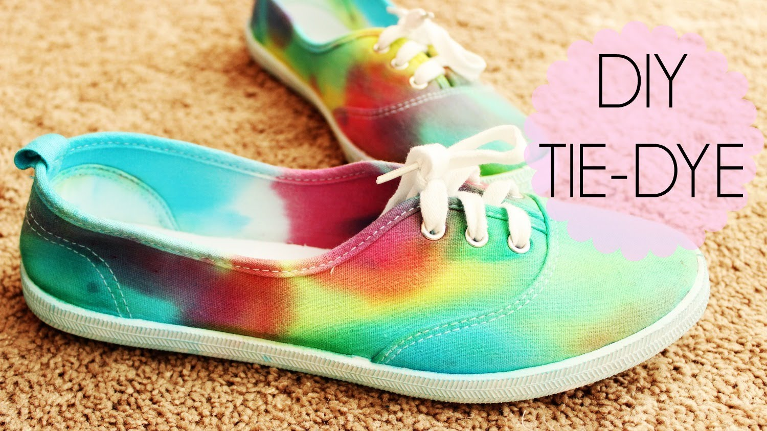 15 Different Things To Tie Dye