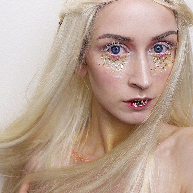 Fairy Makeup DIY