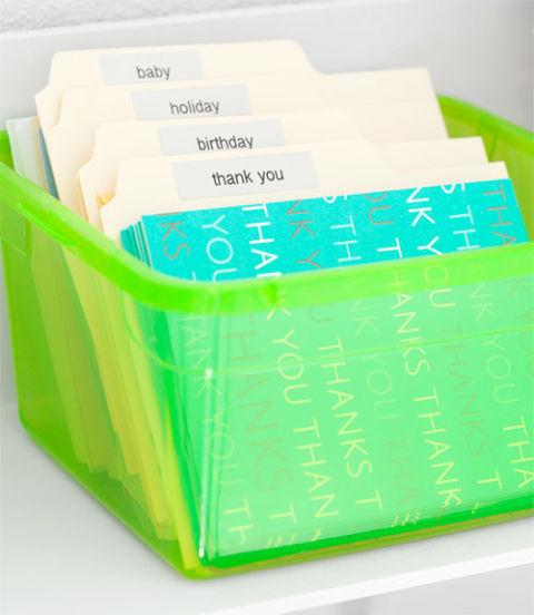 File Card Holder