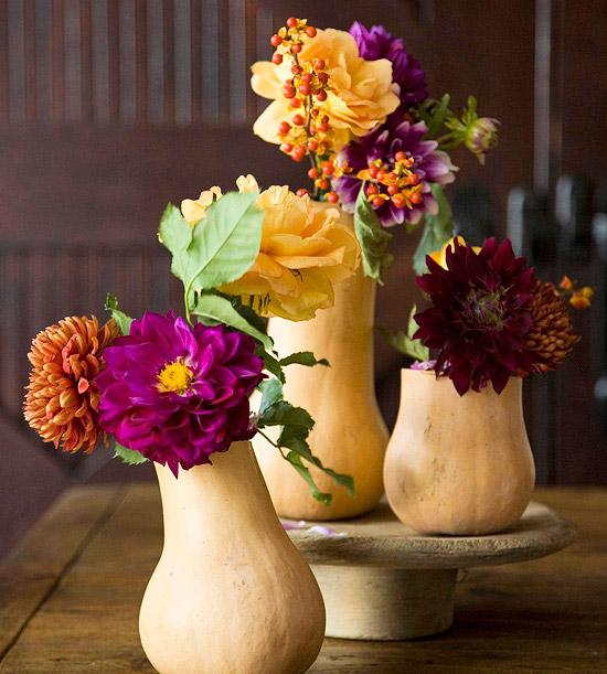 Gourd Vases DIY