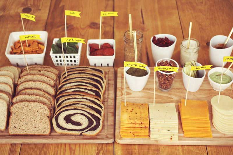 20 Fun Food Bars To Recreate At Home