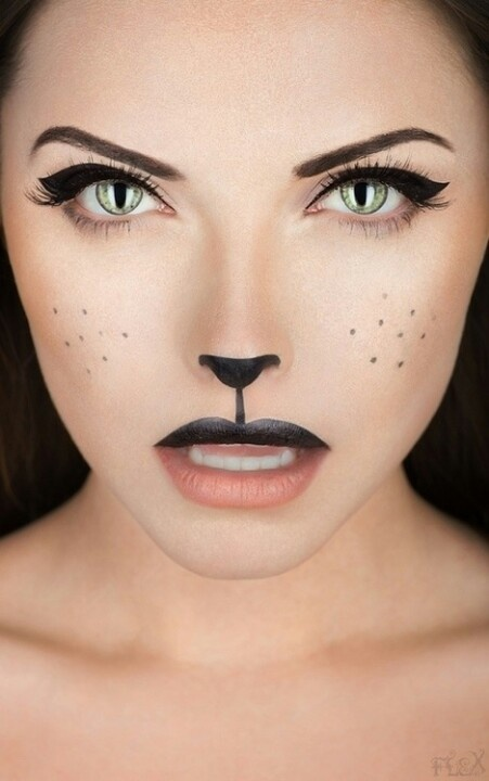 25 Halloween Makeup Ideas For Women