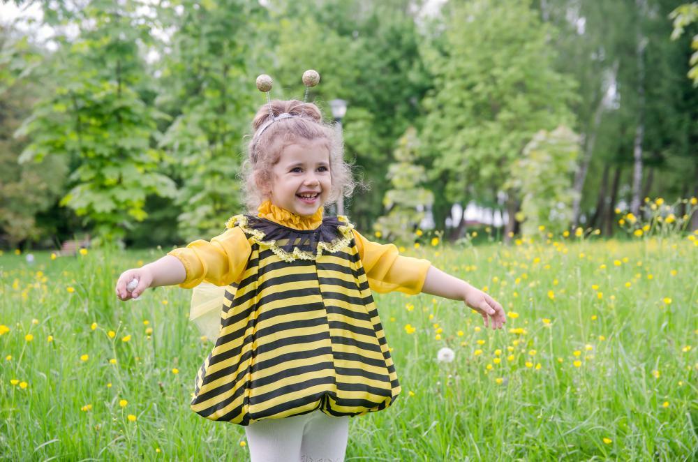 Halloween costume ideas for girls bumblebee
