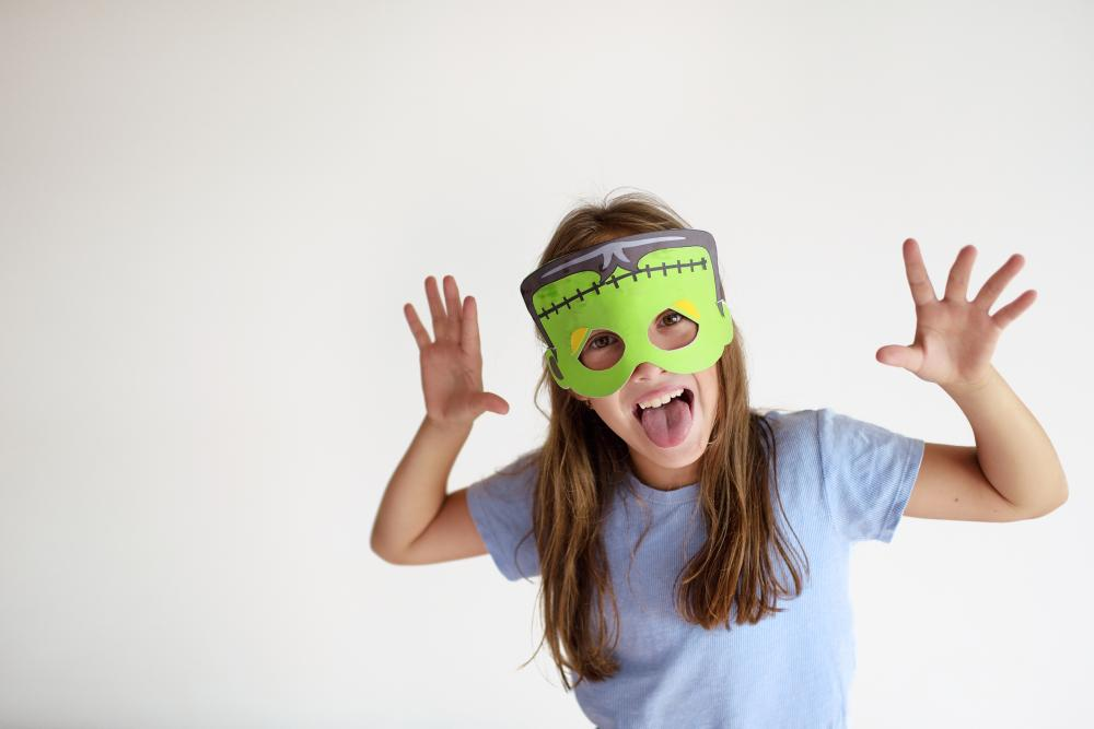 Halloween costume ideas for girls frankenstein