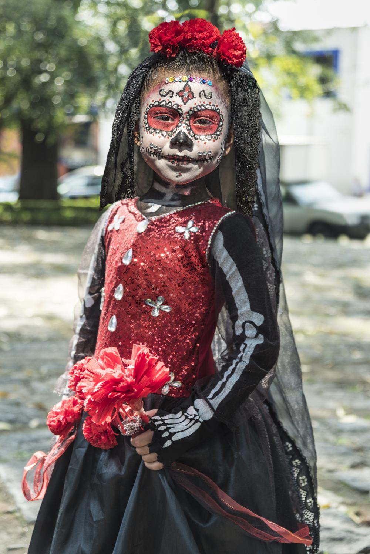 Halloween costumes for girls calavera girl