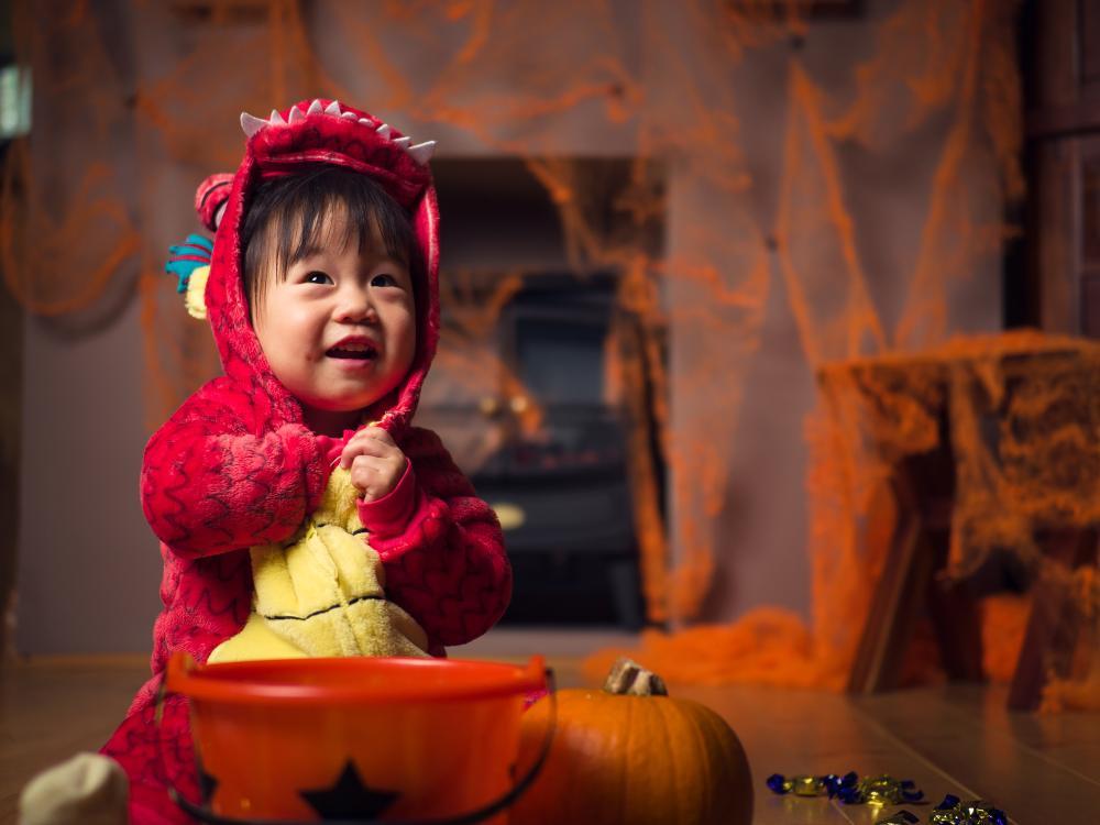 Halloween costumes for girls dragon