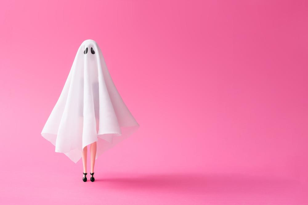 Halloween costumes for girls ghost