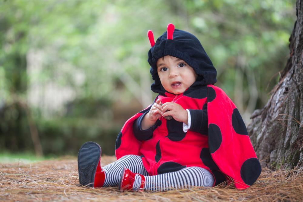 Halloween costumes for girls ladybug