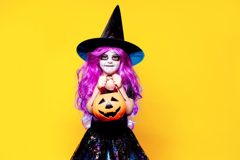 Halloween costumes for girls witch