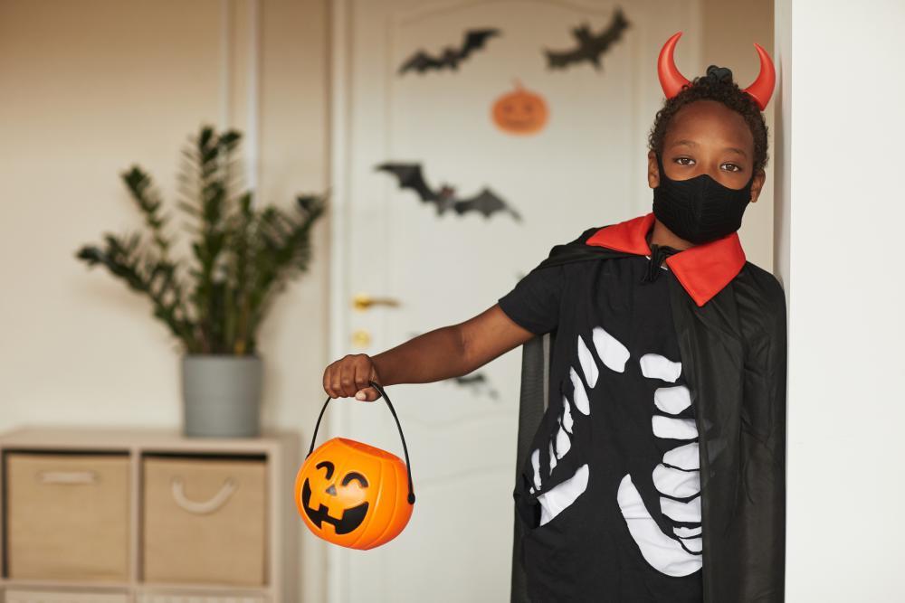 Halloween costumes for little boys little devil