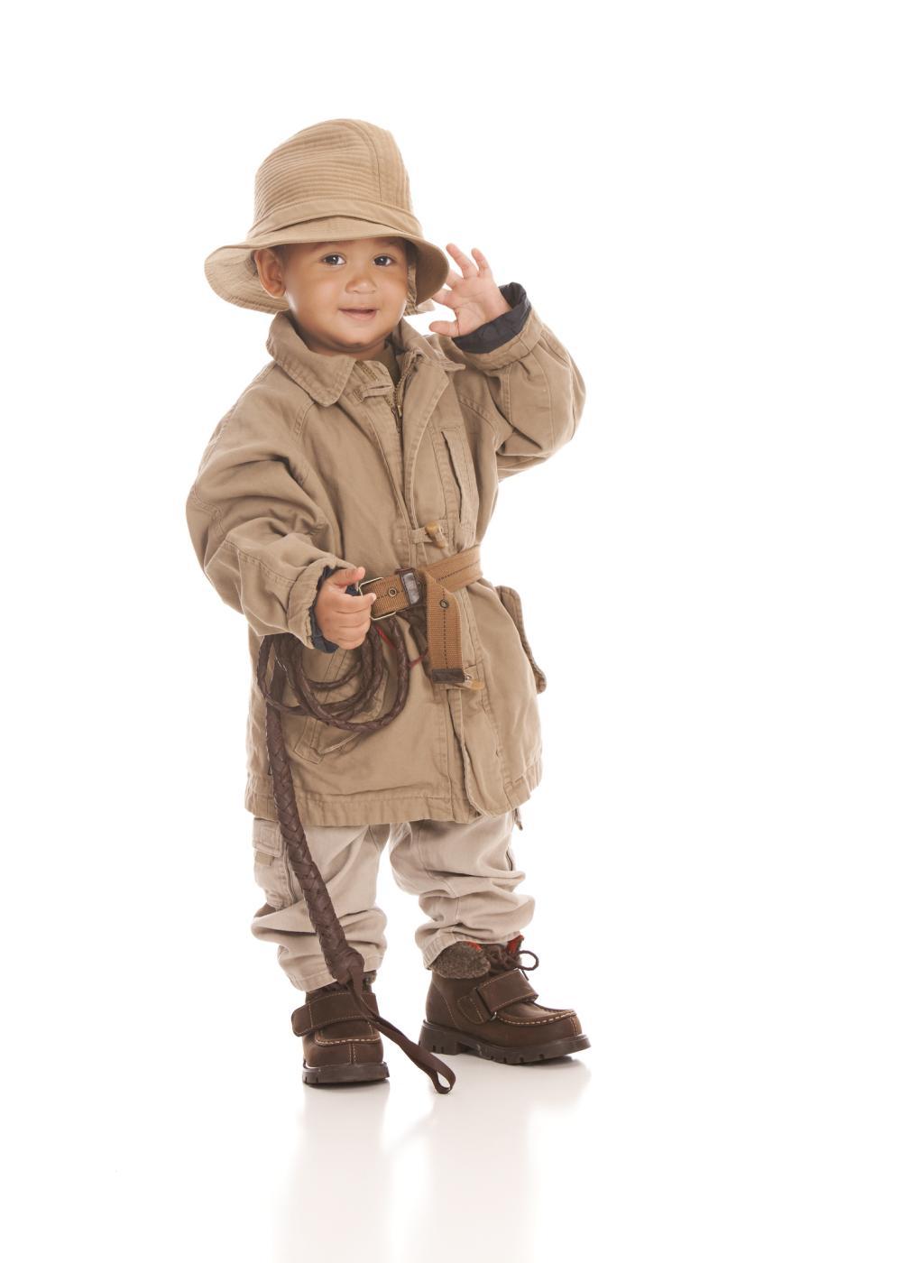 Indiana jones halloween costume for boys